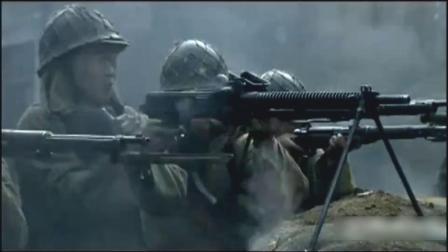 正来袭的日军炮火太猛了,多名士兵阻击也低挡不住