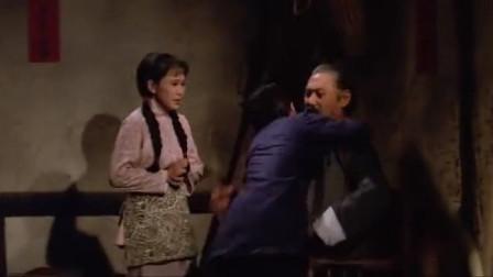 动作电影:八旗武馆的人来找事,少林弟子和师傅都不怕!