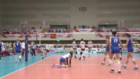 忆经典:一场比赛遇见未来,这是一支充满青春活力的中国女排