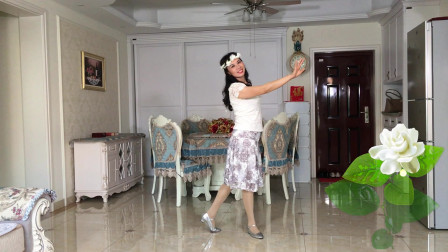 明月清风舞蹈《茉莉花》(古典舞)