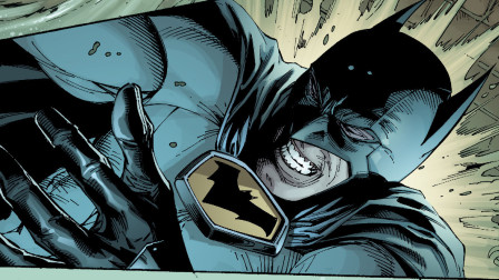 蝙蝠侠落入陷阱,谜语人诡计再次得逞