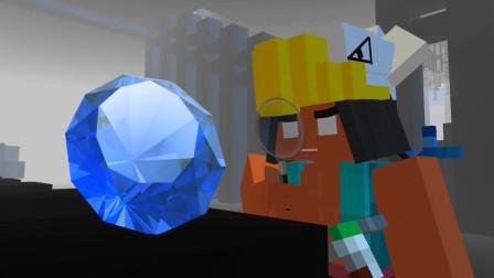 我的世界动画-钻石大战-WillCrafter