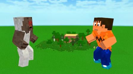 我的世界动画-玩家学院-巨人挑战-GA Animations
