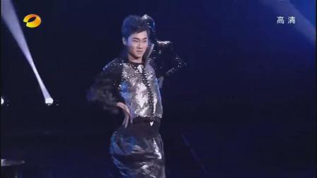 奇舞飞扬:刘也表演爵士舞,上演《博物馆奇妙夜》,精彩无限