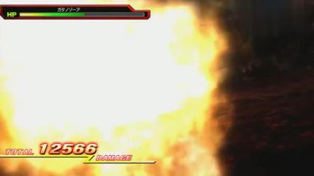 超英雄世纪来感受一下金身迪迦的威力,这战斗力直接瞬间秒怪兽