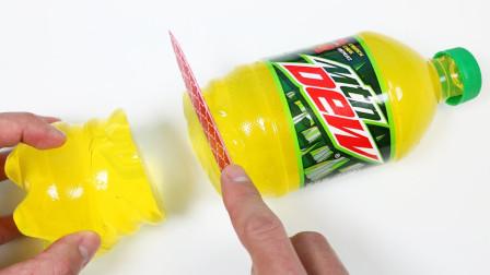 """喝过的饮料瓶不要扔,一分钟学会做""""饮料果冻"""",味道美极了!"""