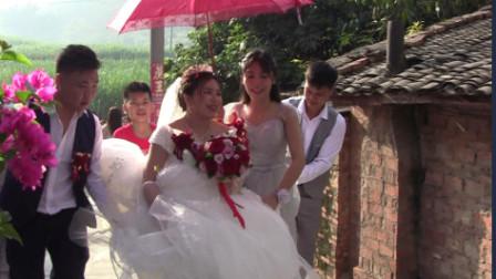 韦兆炳马倩倩婚礼录像