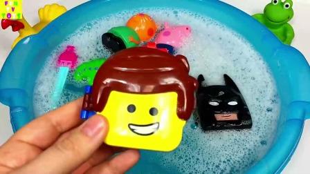 PJ面具玩具的颜色和角色-幼儿玩具益智视频