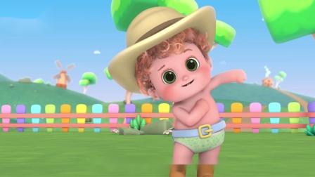 全能宝贝BOBO:灞波儿奔奔波儿灞 两个快乐的小妖怪