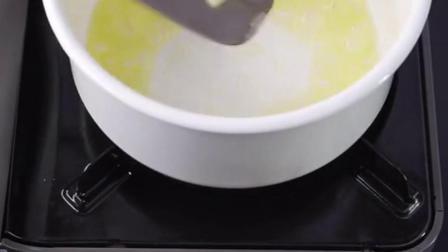 奶香浓郁的火腿玉米浓汤