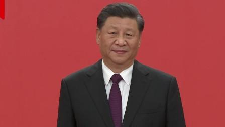深圳经济特区建立40周年庆祝大会举行 进场