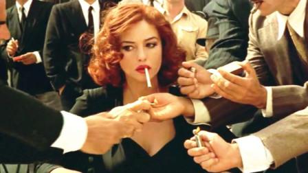 西西里的美丽传说:一个被战争逼疯的女人,每次看都感触良多!