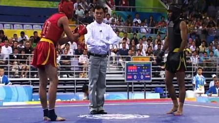 北京2008武术散打比赛 男子项目 01 单元 003