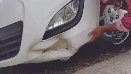 看看印度的汽车修理厂,分分钟让汽车还原,真的是涨见识了!