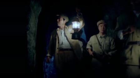 血战落魂桥:解放军发现通道,里面竟全是精良武器,正好缓解燃眉之急!