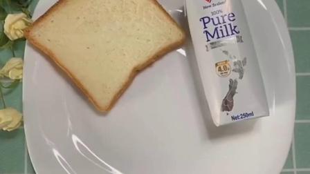 【奶酪面包布丁】布丁跟面包的融合特别适合宝宝