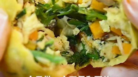 不用和面薄皮大馅的玉米面菜团子