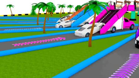汽车总动员 儿童玩具小游戏01