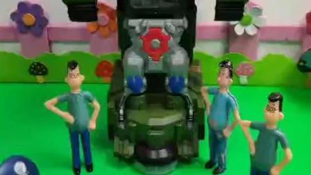 到底是谁偷走了机器人!