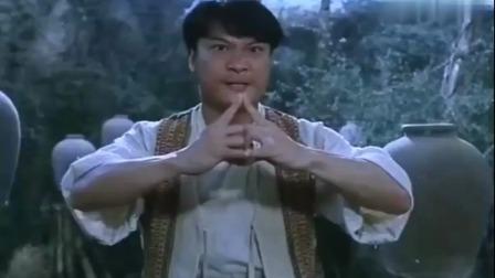 密宗威龙老顽童隐居深山,为了对抗魔教,要把绝招都教给他