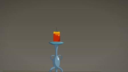 悬疑推理:恐怖!男子作死让鬼帮忙吹灯,结果蜡烛真的离奇灭了