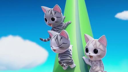 甜甜私房猫:小猫咪,你怎么了