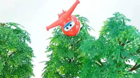 乐迪丛林遇险和迷你小汽车偶遇僵尸!儿童玩具故事