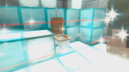 我的世界动画-高手为什么藏钻石-JAD