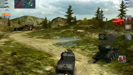 鸡头霸王strv74;瑞典线开线;坦克世界闪击战