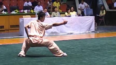 2005年全国武术套路冠军赛传统项目比赛 男子拳术 034