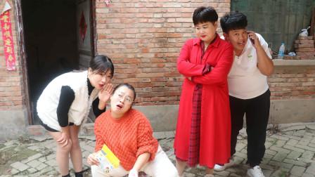 婆婆使唤毛妹干粗活,田妹看不下去出馊主意整婆婆,尴尬了