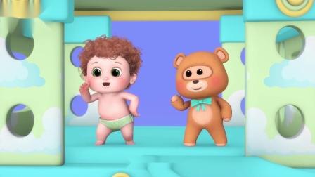 全能宝贝BOBO:小熊旅游 和BOBO一起欣赏沿途的风景吧