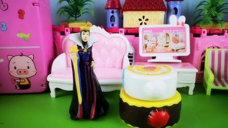 是谁破坏王后的双层蛋糕,能不能找到真正的破坏者呢?