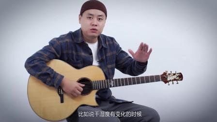 小磊评测——乌托邦-麋鹿 单板吉他——小磊吉他出品