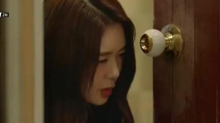 韩剧:醉酒的李瑶媛竟要继子递手纸,继子发现后吓跑了