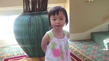带你亲眼见证,一个被收养的中国小女孩,如何从中文迅速过渡到英文