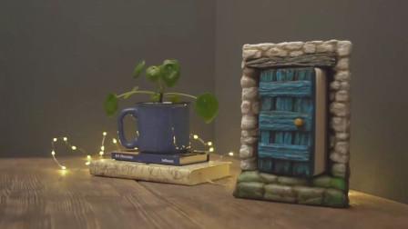 手工纸板DIY,创意记事本的制作方法!