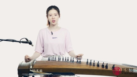 古筝演奏儿童歌曲101首 第9课:《小鸭子》讲解