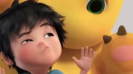 小奶龙:我只是想吃个榴莲