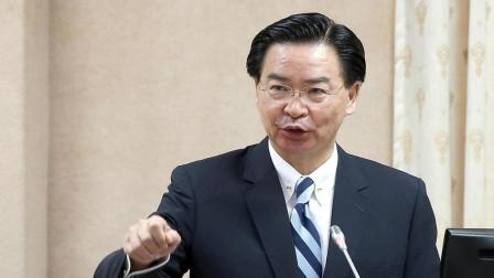 吴钊燮接受印媒采访口出狂言,岛内网友讽刺:连印度都要利用台湾