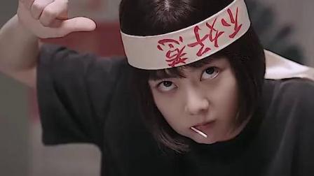 #张新成童年照撞脸谭松韵我也想要哥哥