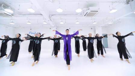 提升身韵技法,增强律动舞感,《梅花三弄》古典舞身韵版你学了吗