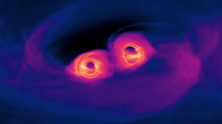 英仙座:那里发生了什么?星系的新生和毁灭同时在进行