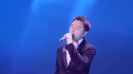 经典音乐推荐,贾乃亮一首伤感歌曲《伤心的雪花》受了伤的男人,才会感受到痛的滋味