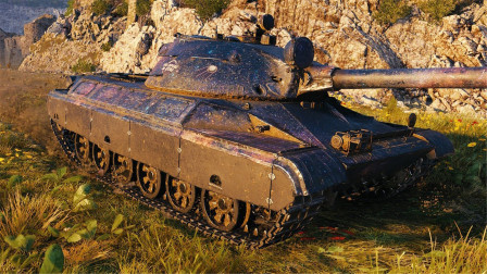 坦克世界神操作:纯银币弹输出的万伤!六三坦克也能高输出了吗?