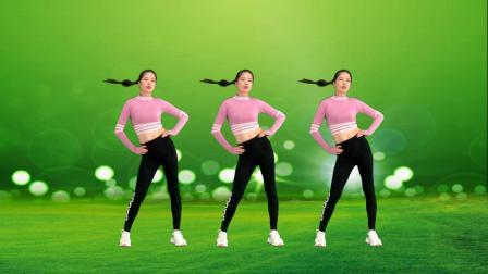 精选广场舞:瘦身健身操 不跑不跳扭一扭,健康快乐到99《夜猫dj》健身操