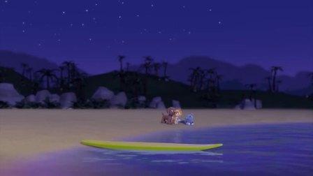 汪汪队:灰灰好可爱,说好一起看狗狗鱼,结果他先睡着了