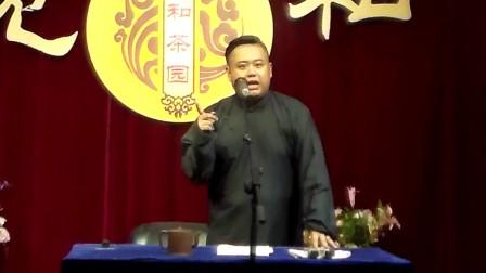 相声:恶搞师傅李金斗,酒后写对联上联,教授不一定能对出下联