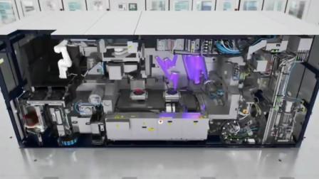 荷兰ASML的EUV极紫外光刻机,世界上最先进的光刻机