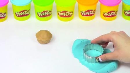diy手工制作彩色纸杯蛋糕